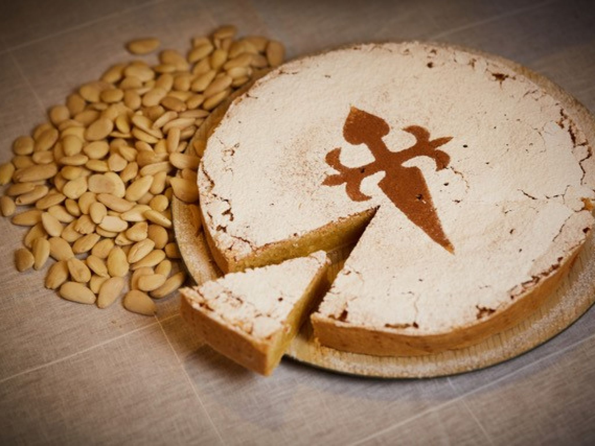 The authentic St. James Almond Cake (1,5Kg)